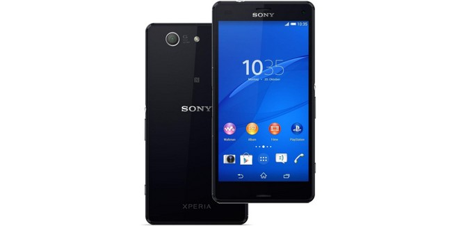 sony xperia z3 compact ohne vertrag f r 329 90. Black Bedroom Furniture Sets. Home Design Ideas