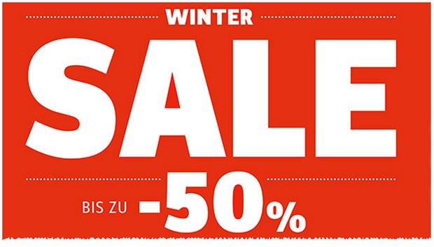 SportScheck Winter-Sale 2016