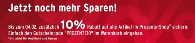Tchibo Prozente Online Shop