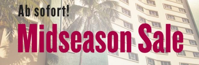 Tom Tailor Midseason-Sale 2015