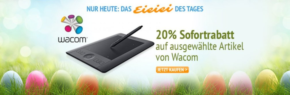 Amazon EiEiEi des Tages