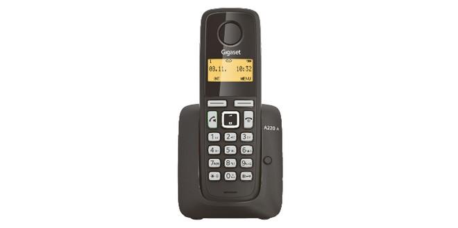 Gigaset A220A: Günstiges Schnurlos-Telefon mit Anrufbeantworter bei Saturn 19,99 €