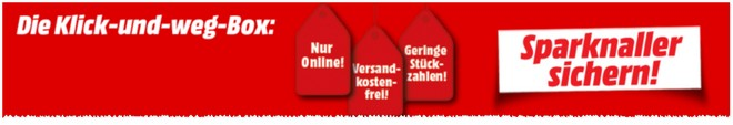Media Markt Klick-und-Weg-Box