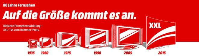 Media Markt TV-Aktion