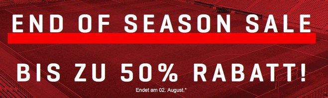 End of Season Sale 2015 im Puma Online Shop