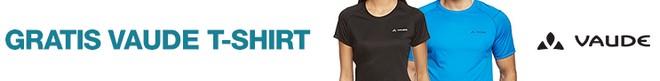 Vaude T-Shirt Nurata gratis bei Amazon