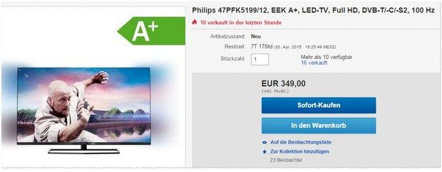 Philips 47PFK5199/12