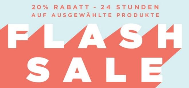 About You Flash Sale Gutschein