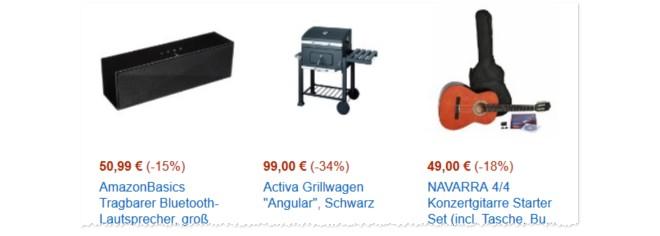 Activa Angular Grillwagen