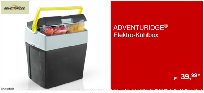 adventuridge elektro k hlbox aldi s d angebot 29. Black Bedroom Furniture Sets. Home Design Ideas