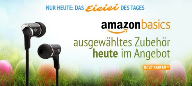Amazon EiEiEi des Tages am 3.4.2015