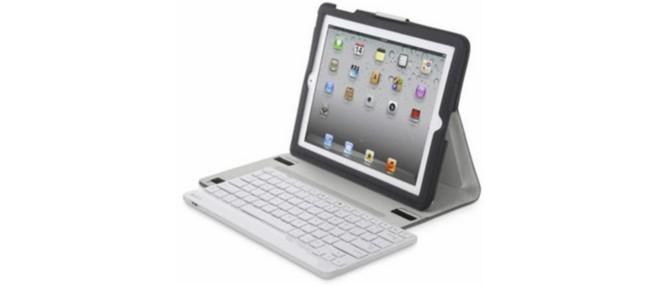 Belkin Bluetooth-Tastatur F5L144DEWHT