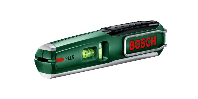 bosch laser wasserwaage pll 5 nur 29 95. Black Bedroom Furniture Sets. Home Design Ideas