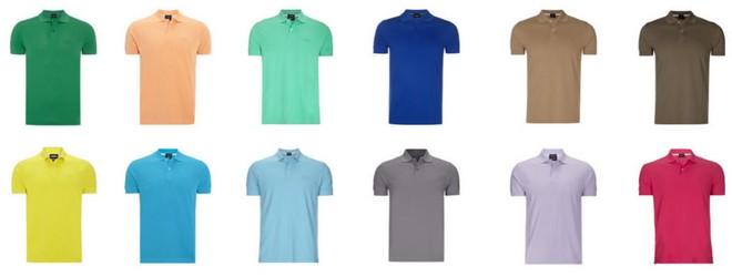 BOSS Poloshirts Angebot
