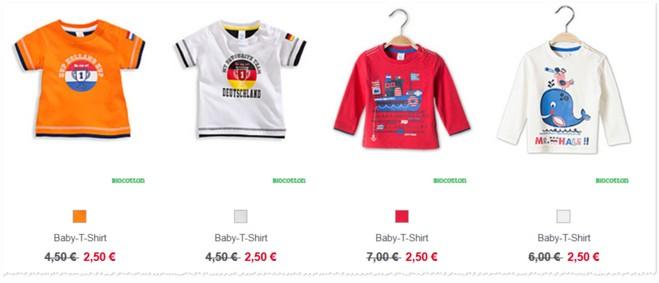 C&A-Sale auf Kinderbekleidung