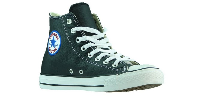 Converse All Star Leder Chucks