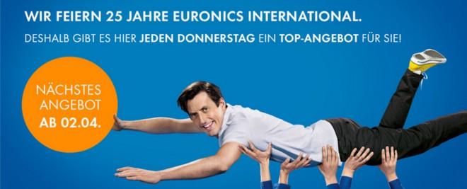 Euronics Donnerstagsangebot