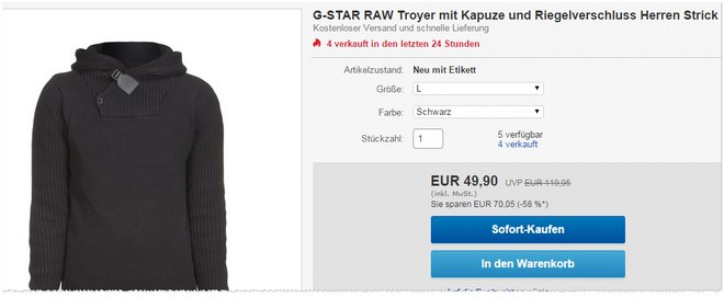 G-Star RAW Troyer