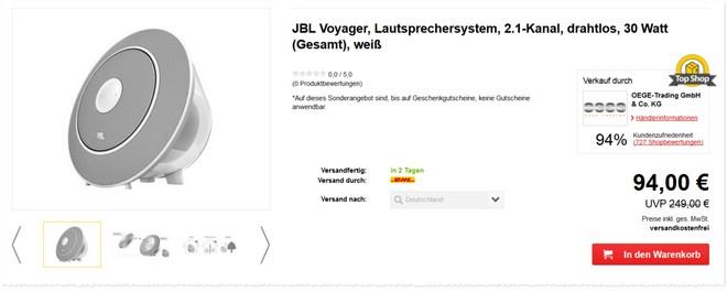 JBL Voyager Angebot