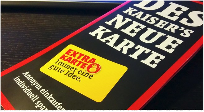 Kaisers ExtraKarte