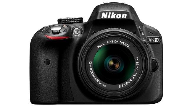 Nikon D3300 18-55 mm VR II ADAC Motorwelt Special