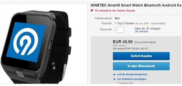 Ninetec Smart 9