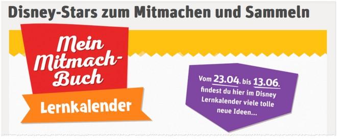 REWE-Mitmach-Buch