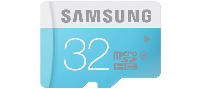 Samsung MicroSD Speicherkarte mit 32GB bei Vodafone