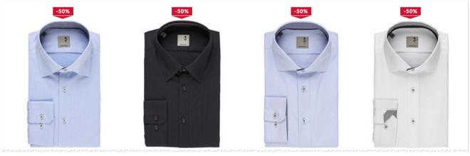 Seidensticker Schwarze Rose Hemden im Angebot