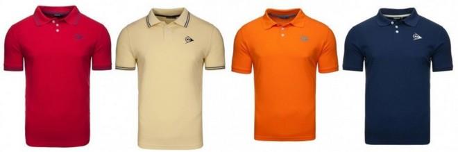 Dunlop Poloshirts