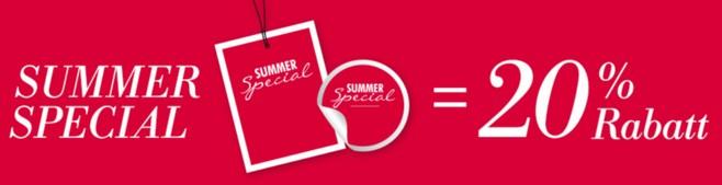 Fashion ID Summer Special Gutschein