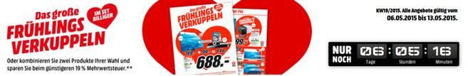 Media Markt Frühlingsverkuppeln Werbung