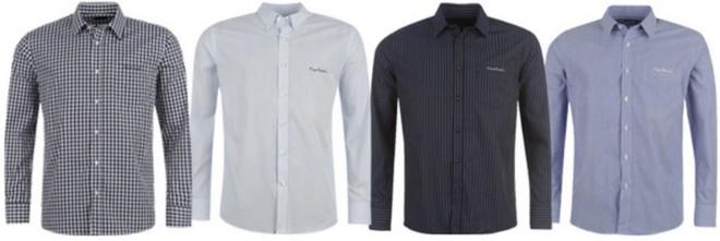 Pierre Cardin Langarm-Hemden