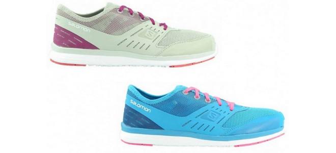 Salomon Trekking Sneaker und Wanderschuhe im Angebot