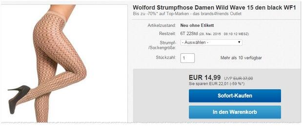 Wolford Strumpfhosen