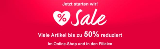 C&A Sommer Sale 2015