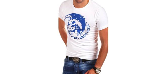 Diesel T-Shirt-Angebot