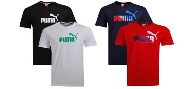 Puma Logo-T-Shirts
