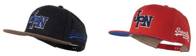 Superdry Caps