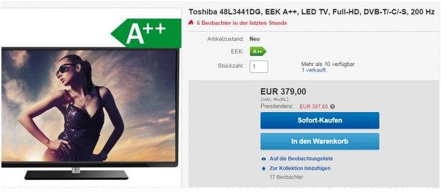 Toshiba 48L1443DG