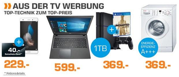 Acer E5-574G-57ZD aus der Saturn-Werbung für 599 €