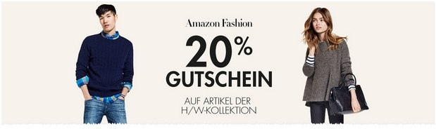 amazon fashion gutschein mydealz
