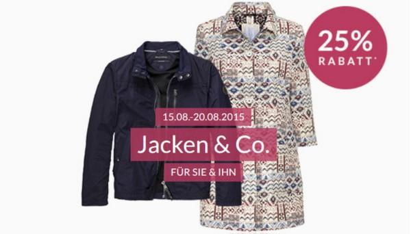 Engelhorn Jacken