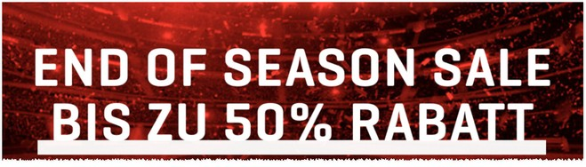 Puma End of Season Sale zum Winter 2015