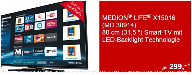 Medion Life X15016