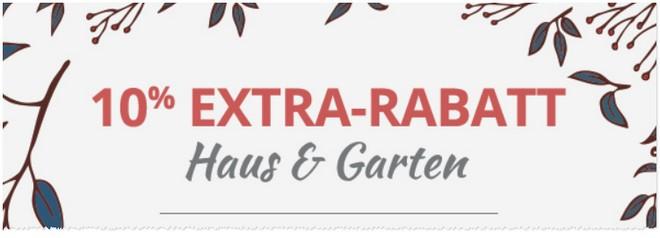 Groupon Promo Code Haus & Garten