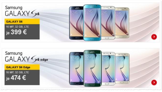 Samsung Galaxy S6 Edge B-Wware