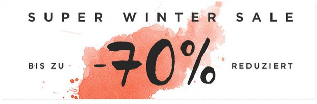 About You Winter-Sale