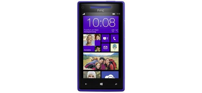 HTC 8X ohne Vertrag