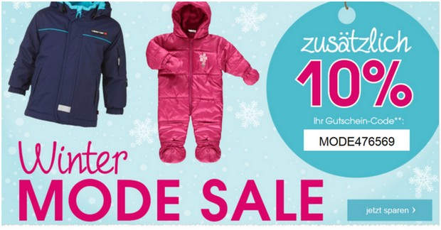 Babymarkt Winter-Sale